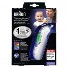 BRAUN THERMOSCAN 7 THERMOMETRE AURICULAIRE IRT 6520