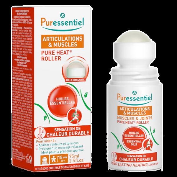 Puressentiel Articulations et Muscles Roller Pure Heat 75ml