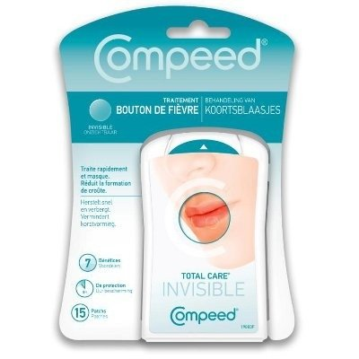 Patch Herpes labial Compeed Bouton de fievre