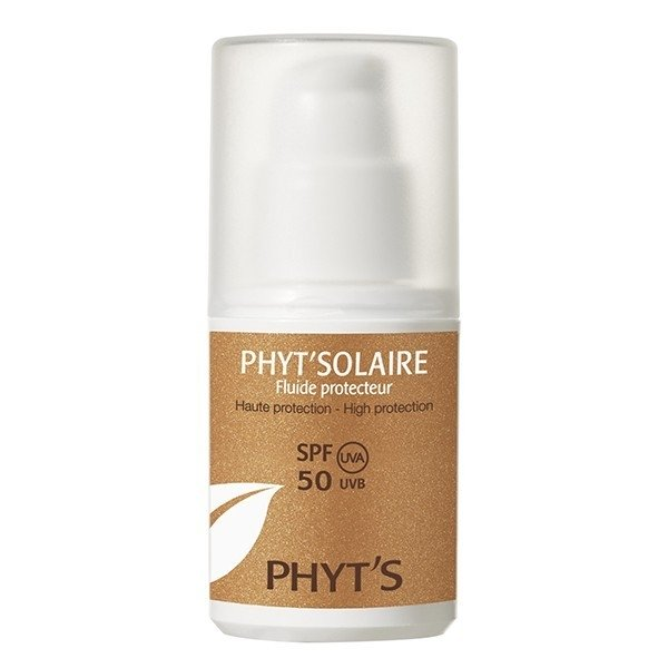 creme protectrice SPF 50 Phyt's