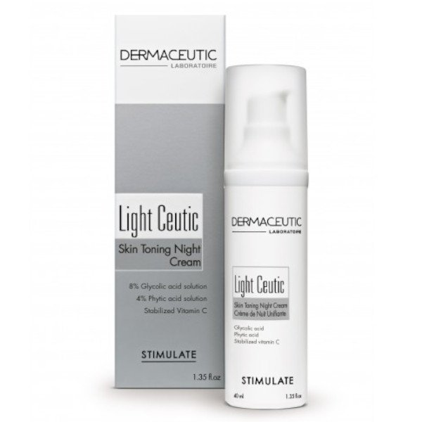 Dermaceutic Light Ceutic Crème de Nuit 40ml