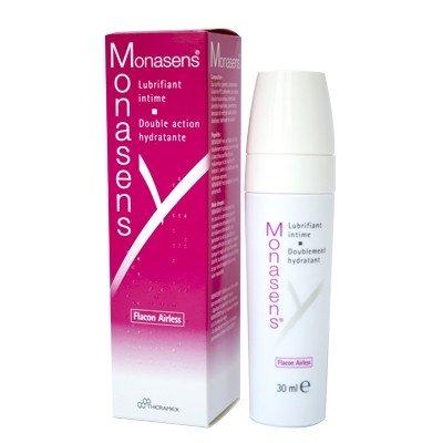 Gel lubrifiant intime Monasens 30ml