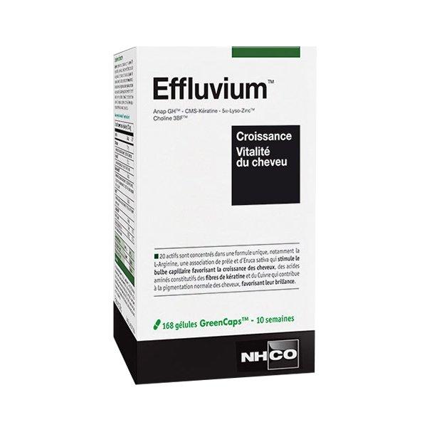 NHCO Effluvium 168 gélules